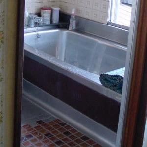 お風呂大改造前