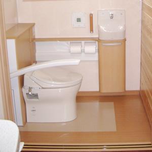 トイレ大改造後