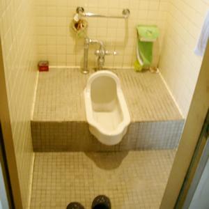 トイレ大改造前