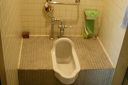 トイレを壊す前